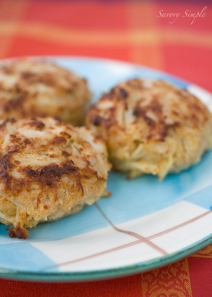 Authentic Maryland Jumbo Lump Crab Cakes - Savory Simple: A Recipe Blog