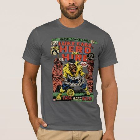 Luke Cage Comic #15 T-Shirt - tap, personalize, buy right now!