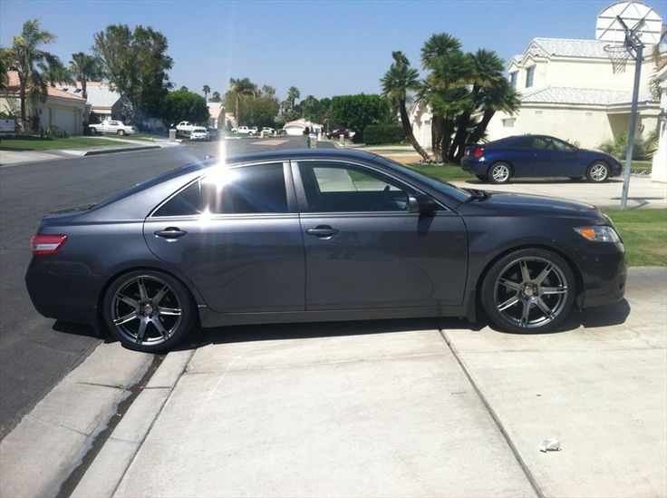 lowerxpectations 2011 Toyota Camry Specs, Photos, Modification ...