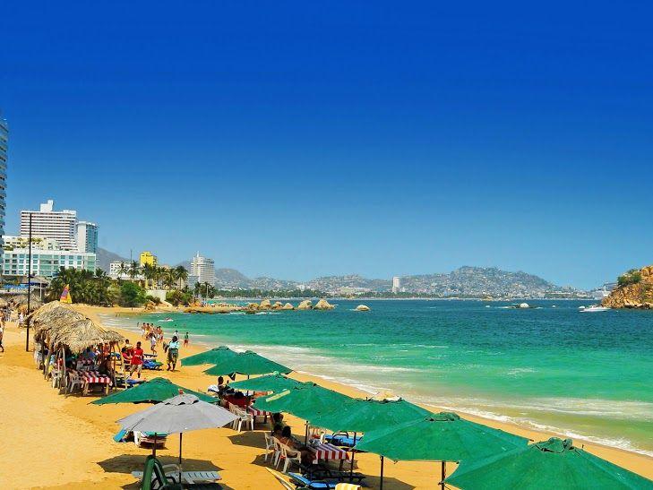 #Viajar a #Acapulco en #México con #Despegar #turismo #travel #trip #playas