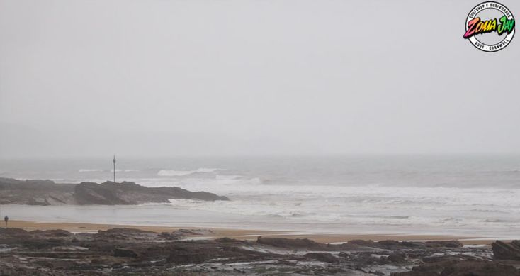 A bit of drizzily day today folks with strong SW onshore wind. Surfs about 3ft and messy all day. There will be messy waves on all beaches but nothing to much. If you got the day off and board in hand then go get wet.  HIGH 13.28 LOW 07.14 Check out our full surf report and 7 day report here: https://www.zumajay.co.uk/surf-report