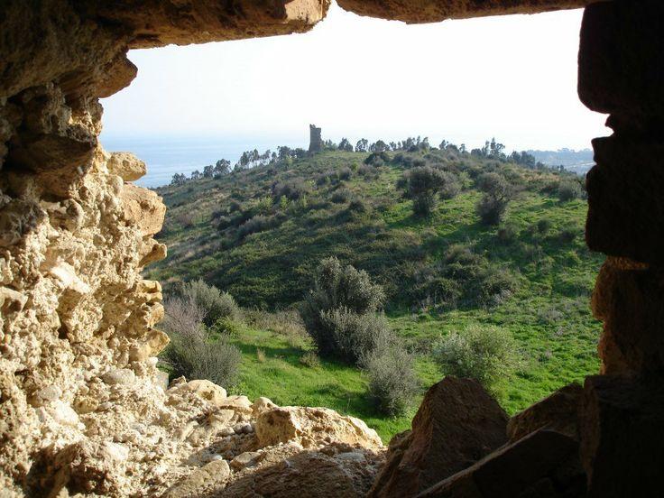 Veduta Dal Castello Di San Fili