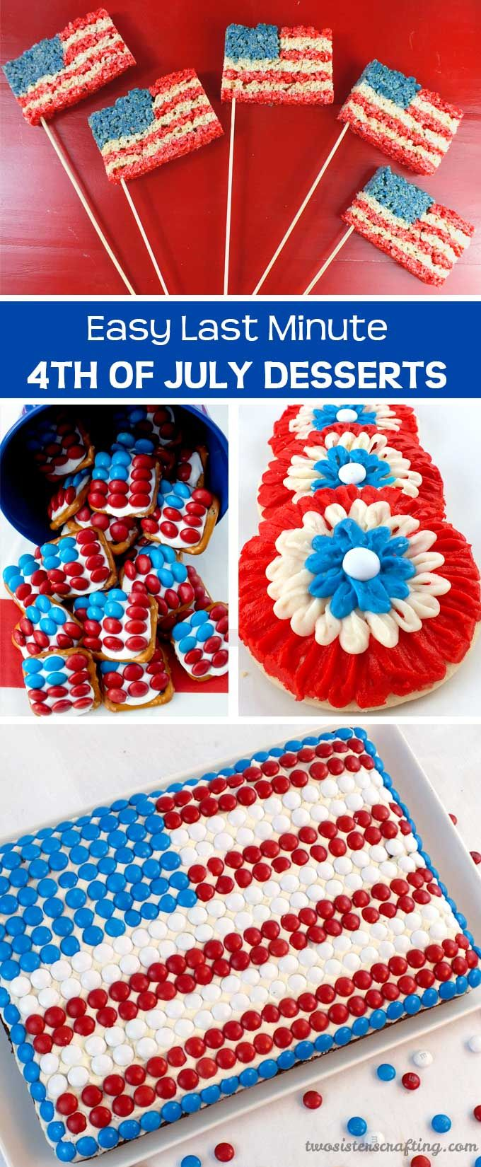 yummy 4th july recipes