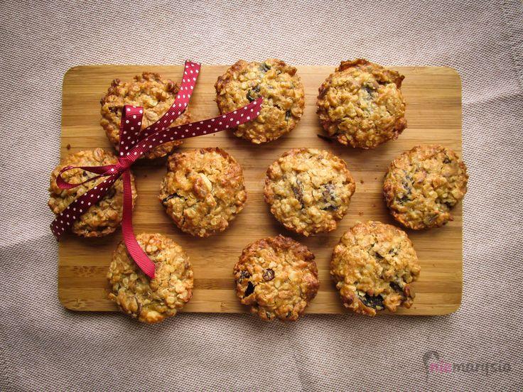 ciasteczka z musli :)