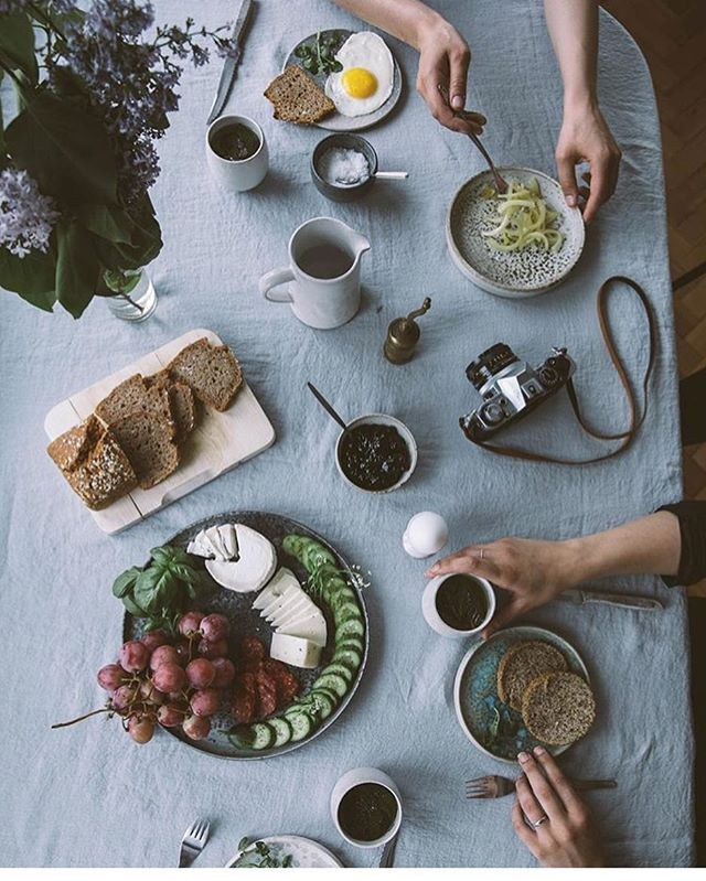 Kellemes #hétfő reggelt!  #breakfast #monday #summer #morning #food #coffee #elle #ellehungary @_foodstories_  via ELLE HUNGARY MAGAZINE OFFICIAL INSTAGRAM - Fashion Campaigns  Haute Couture  Advertising  Editorial Photography  Magazine Cover Designs  Supermodels  Runway Models