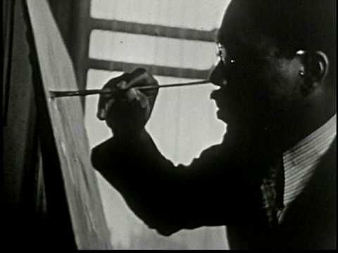 a biography of aaron douglas an african american painter and a major figure in the harlem Its authors argue that douglas's bold work opened doors for african american artists in harlem aaron douglas is best known as a major figure in the harlem.