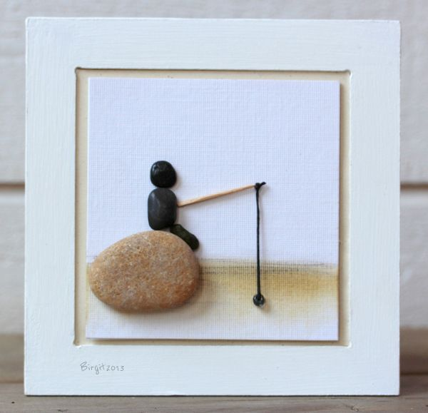 MIX23 Fishing by Biggan - Cards and Paper Crafts at Splitcoaststampers