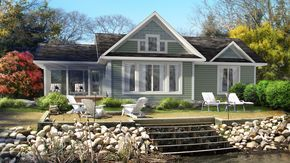 Exterior Rendering Lindhill II 0 Log in to see pricing 3 beds, 1 baths, 1300 sq ft