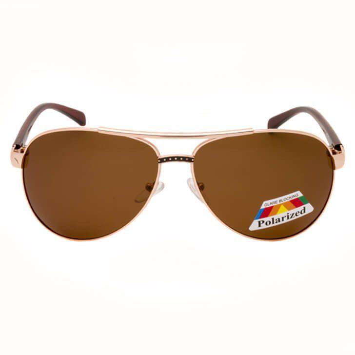 """Πολωτικά Γυαλιά Ηλίου """"VOLTS"""" σε γραμμή Aviator. Κατάλληλα για εσένα που θες να καλύπτεις τα μάτια σου και στο πλάι, για μεγαλύτερη προστασία από τον ήλιο."""