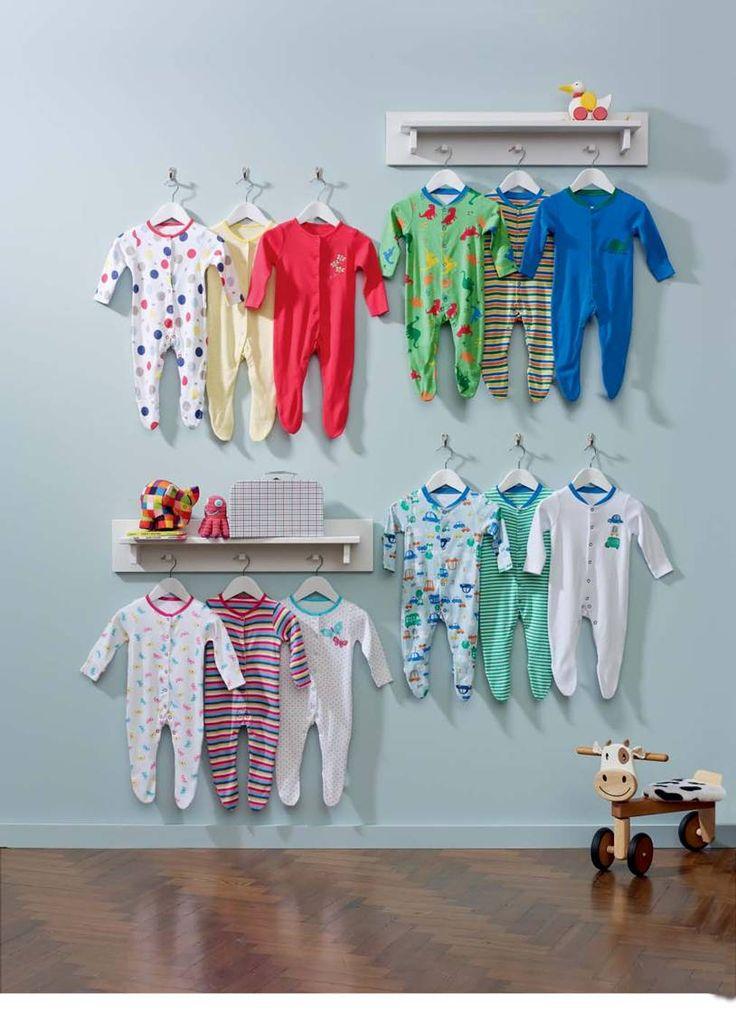 My baby ideas: Babywear. #johnlewis #baby #babygrows