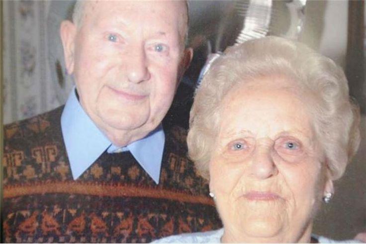 Joyce tinha 97 anos e Frank 96 e eram casados há quase oito décadas. Os dois estavam internados num hospital em Kent, Inglaterra, e puderam passar os últimos momentos de vida com as mãos dadas, graças à ajuda dos enfermeiros.