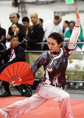 Chinese Female Martial Artists | Chinese Martial Arts