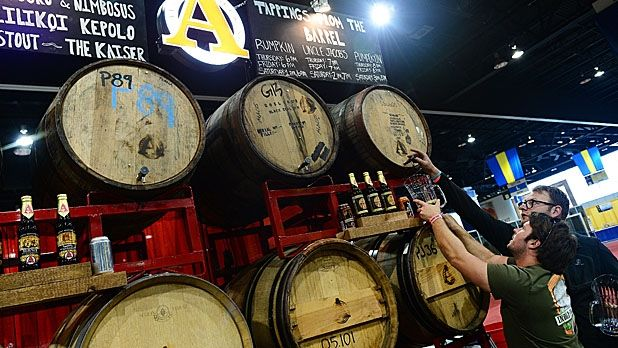 gabf brewery booths - Google Search