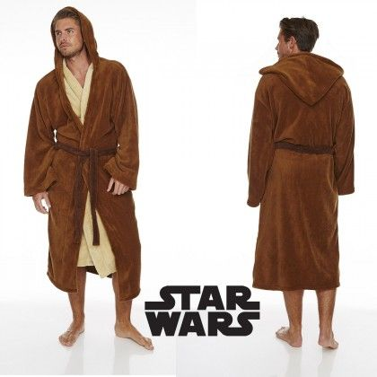 Peignoir Deluxe Jedi Star Wars : Kas Design, Distributeur de Produits Star Wars