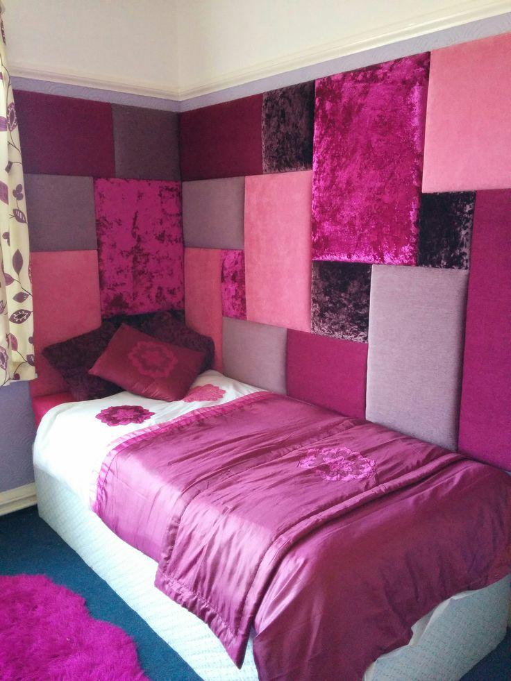 34 Best Padded Wall Tiles Diy Images On Pinterest Padded Wall Room Tiles And Wall Tiles