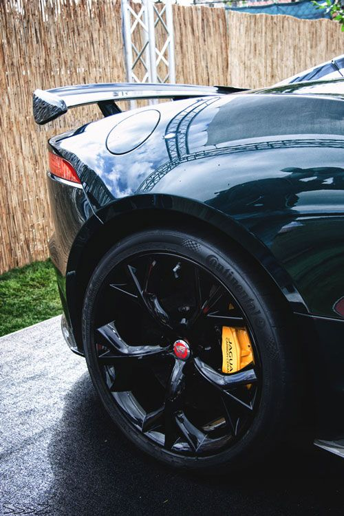 ~ sssz-photo: Jaguar F-Type Project 7 ~