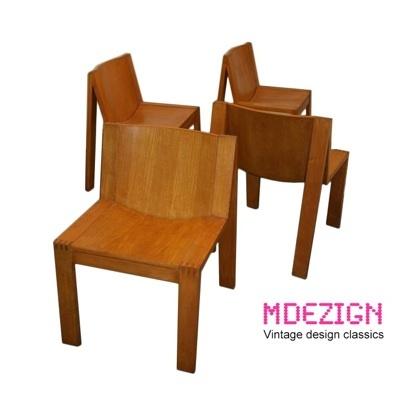 http://www.mdezign.info  Chair SE15    Design: Pierre Mazairac en Karel Boonzaaijer    Manufacturer: Pastoe    Design year: 1976    Color: Essen