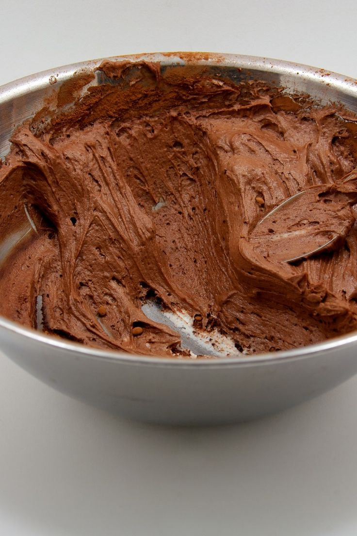 Chocolate Fudge Buttercream Frosting | KitchMe