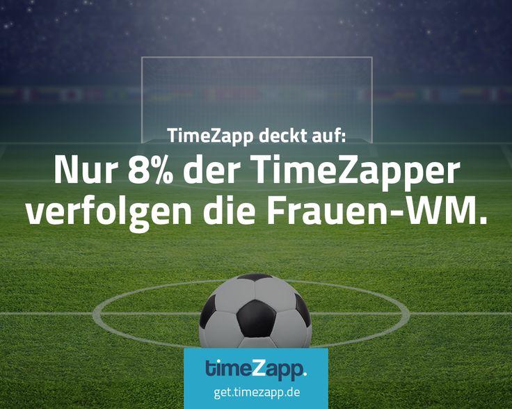 Fiebert ihr beim Spiel Deutschland - Norwegen heute Abend mit? Noch mehr staunen? Jetzt TimeZapp folgen. #Fakten #Statistik #Frauen