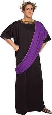Resultado de imagen de disfraz griego hombre casero
