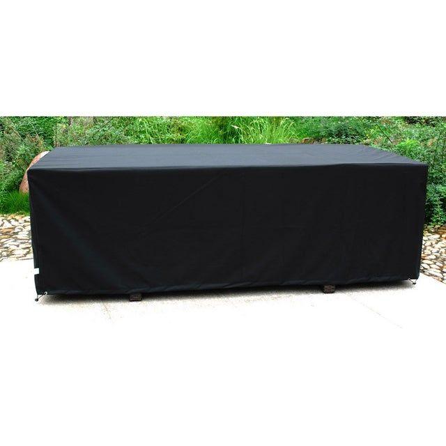 Housse De Protection Pour Table Dcb Garden L 105 X L 210 X H 67 Cm