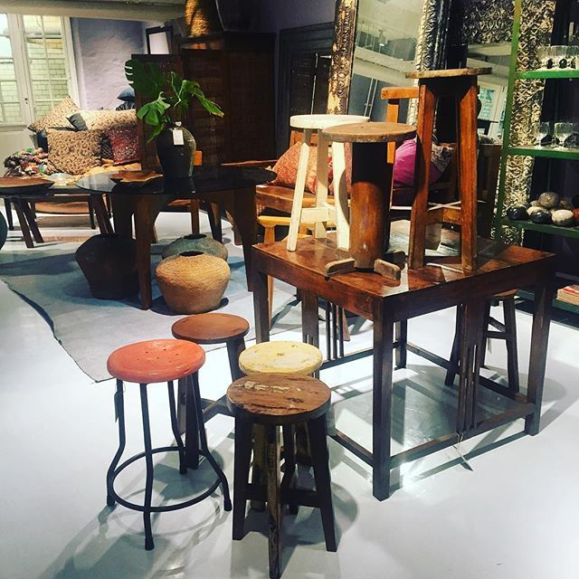 All About The Stools in our Basement ❣ #RabensSaloner