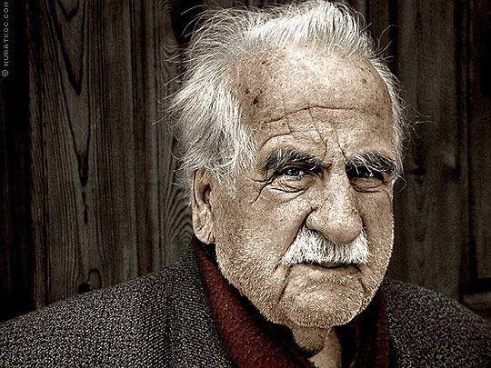 old people essays