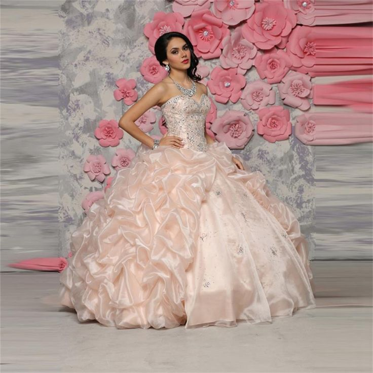 Find More Quinceanera Dresses Information about 2016 New Lovely Champagne Quinceaneara Dresses Ruffles Layered Ball Gown Masquerade Gown With Beaded Vestido de 15 Anos QA1079,High Quality masquerade gowns,China masquerade ball gowns Suppliers, Cheap ruffles ball gown from Juliana Wedding Dresses Store on Aliexpress.com