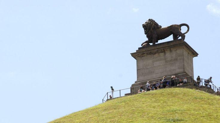 La colline du lion à Waterloo, un lieu historique incontournable.