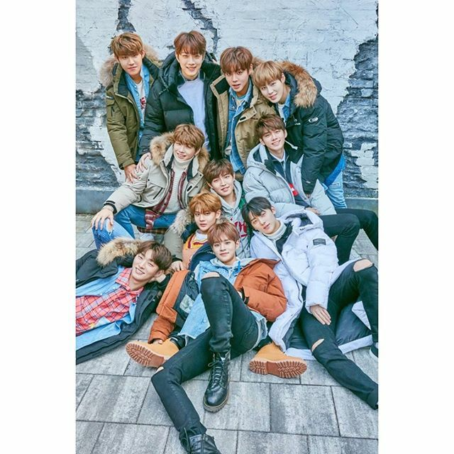 Wanna one my loves