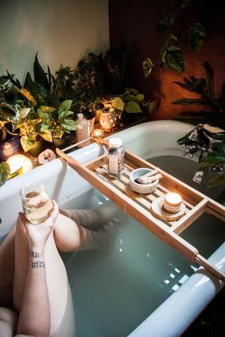 9 Ways to Create a Bathtime Oasis                                                                                                                                                                                 More