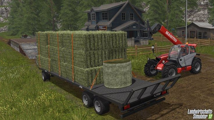 Take a look to the new pictures for ‎Farming Simulator 2017! 2