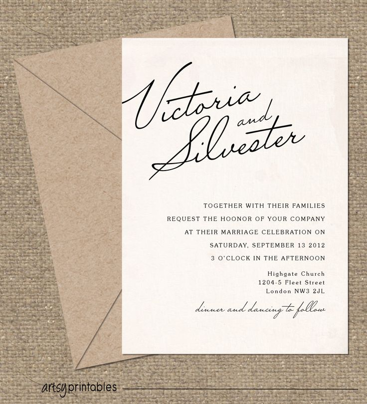 Best 25 Vintage Wedding Invitations Ideas On Pinterest