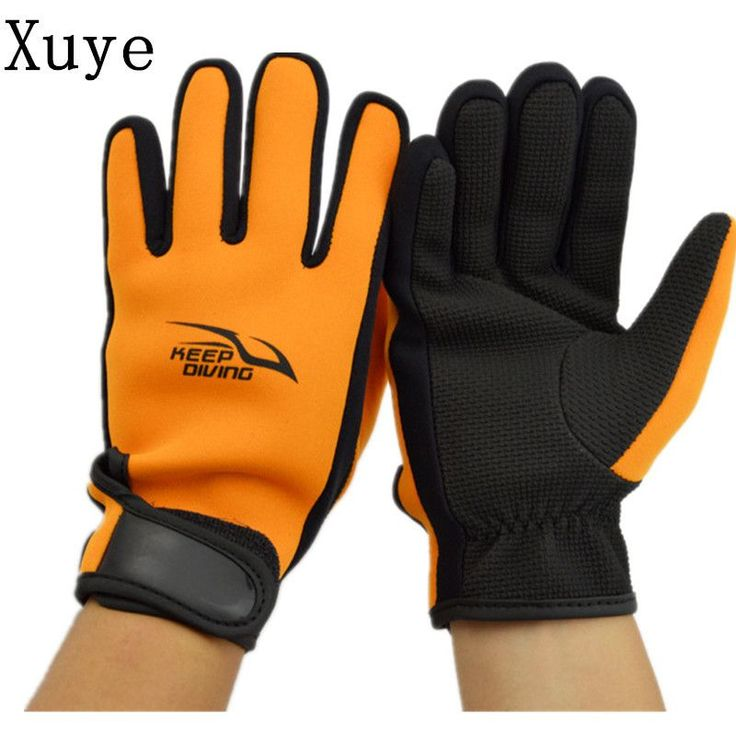 unisex 1.5mm Swimming Diving Gloves scuba dive Snorkeling Anti Scratch skid winter swim warm spearfish Wetsuit safety glove