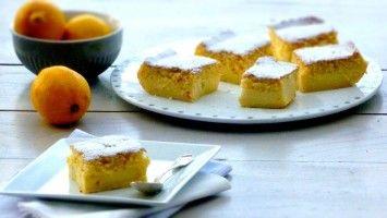 Gâteau magique au citron |