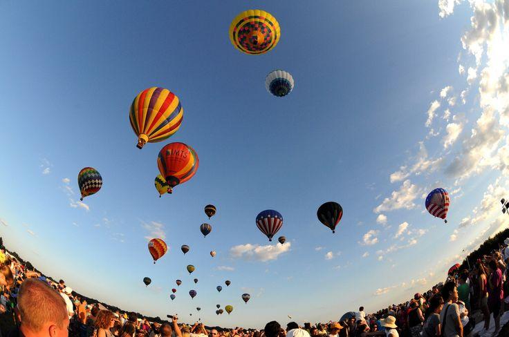 Balloon Festival, NJ