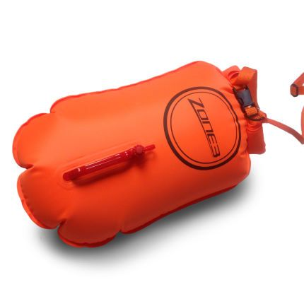 Wiggle | Zone3 Swim Safety Buoy and Dry Bag | Floats & Kickboards