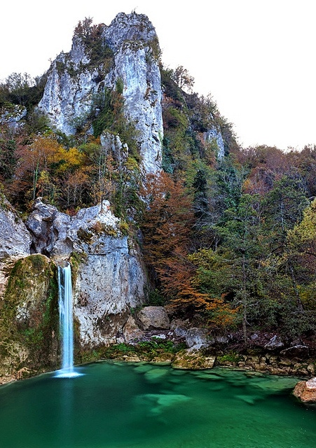 """Ilıca Falls"", from ""Küre Mountains"" (Pınarbaşı, Kastamonu) in Turkey. I am planning to see the region in the autumn as they say the colors of the forest are most amazing in the fall. Küre Mountains is one of the national parks in Turkey which is also known to be home of many endemic plants."