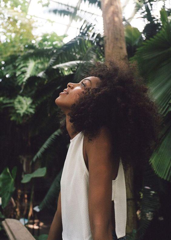 Curly Hair, Natural Hair Styles, Natural Hair, Natural Hairstyles, Hair Inspiration, Black Women, Black Girl, Afro, Fashion
