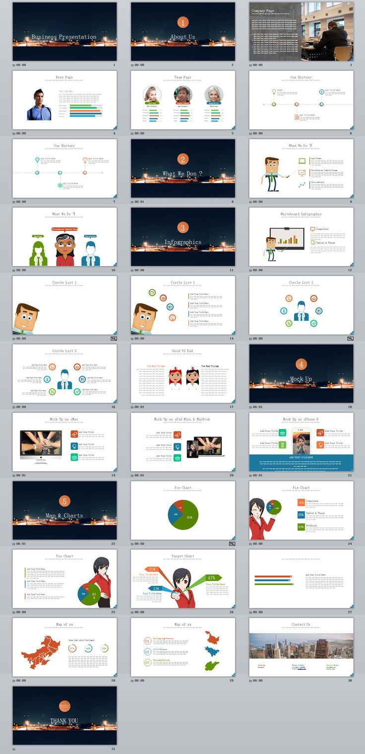 Business infographic 31 best business presentation keynote business infographic 31 best business presentation keynote template templates presentation anima friedricerecipe Gallery