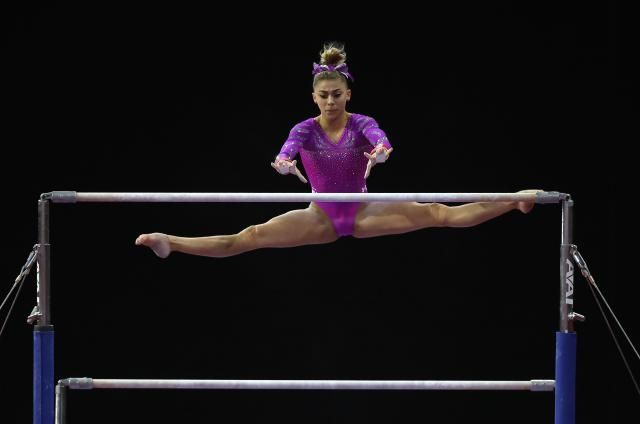 10 Gymnasts to Keep Your Eye on for the 2016 Olympics: Ashton Locklear