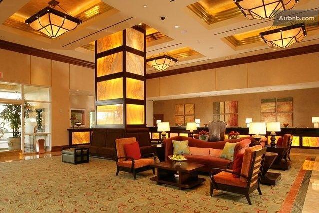 MGM Signature 2BR/3BA Balcony Suite in Las Vegas 5 personas $345