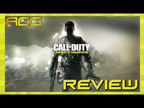 """http://callofdutyforever.com/call-of-duty-gameplay/call-of-duty-infinite-warfare-review-buy-wait-for-sale-rent-never-touch/ - Call of Duty Infinite Warfare Review """"Buy, Wait for Sale, Rent, Never Touch?""""  Karak reviews Call of Duty Infinite Warfare for PS4, Xbox One, and PC. Call of Duty Infinite Warfare is out now. self purchased retail source. Want to help the channel buy the game from my affiliate link on Amazon http://amzn.to/2eDnaww I am not IGN or Gamespot, no 2 minute"""