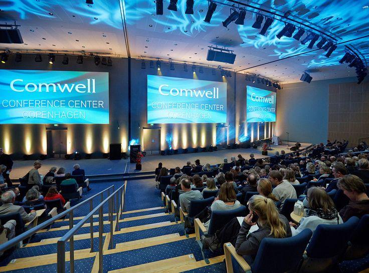 Hold dit næste arrangement på Comwell Conference Center Copenhagen