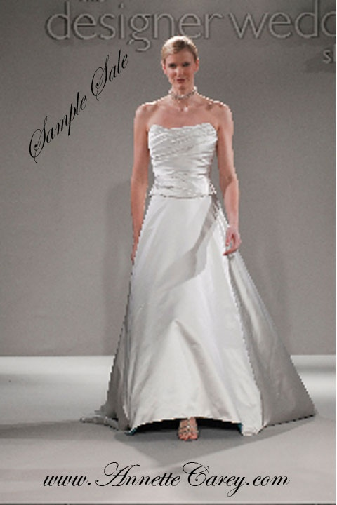 To make for you from £2,500.  Sample sale dresses available, as worn in design salon, sizes 10 - 12 for £250 each.