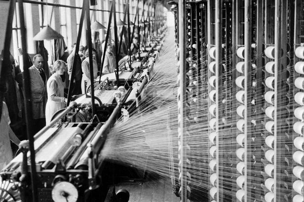 The Way We Were: When cotton was king and Manchester led Industrial Revolution - Manchester Evening News