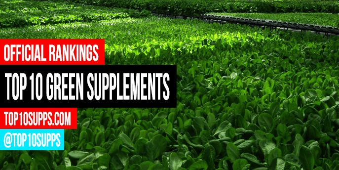 We've ranked the best green supplements for this year. These 10 natural green products provide a dose of daily greens that your body needs.