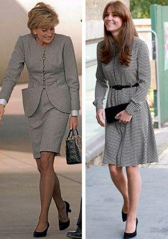 Princess Diana October 31 1995 Duchess Kate ; September 17, 2015: