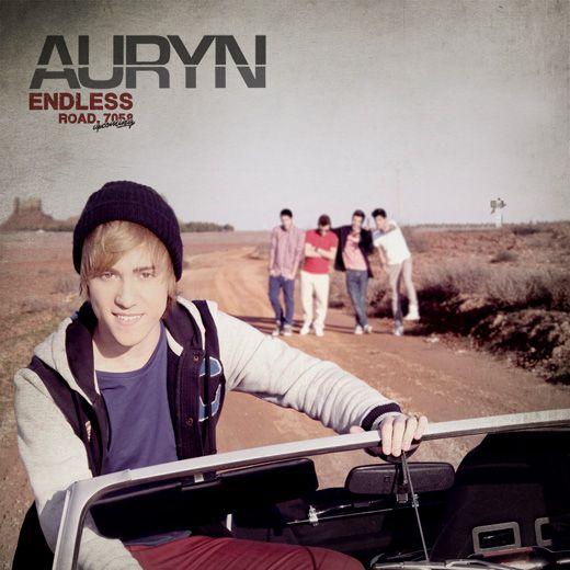 Auryn: Endless road, 7058 (Edicion Carlos Marco) - 2011.