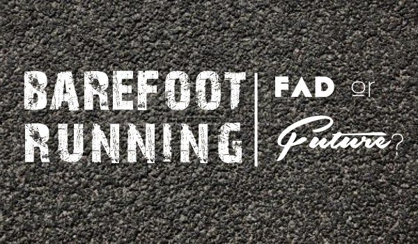 Is barefoot running a fad or the future?   Can running barefoot really help us, or is this one of the many market/media driven trends?  #running #fitness #nutreats